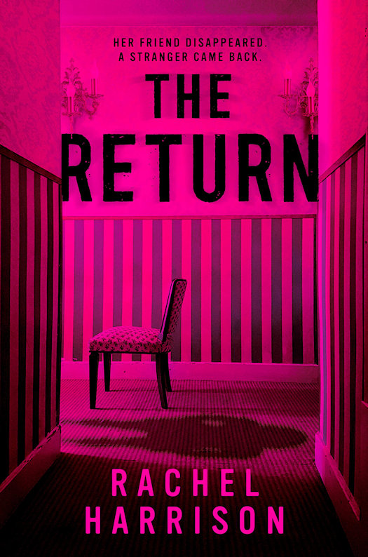 Interview with Rachel Harrison, author of The Return