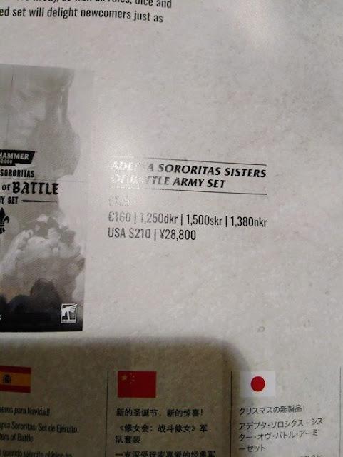 Precio caja Hermanas de Batalla