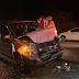 Agrestina-PE: Prefeito Thiago Nunes sofre acidente na BR 104 no município.