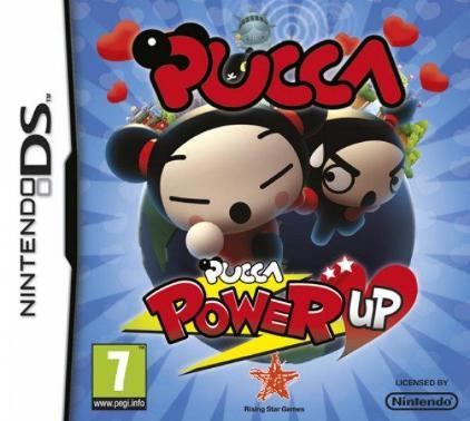 Pucca Power Up, en Mayo en Nintendo DS