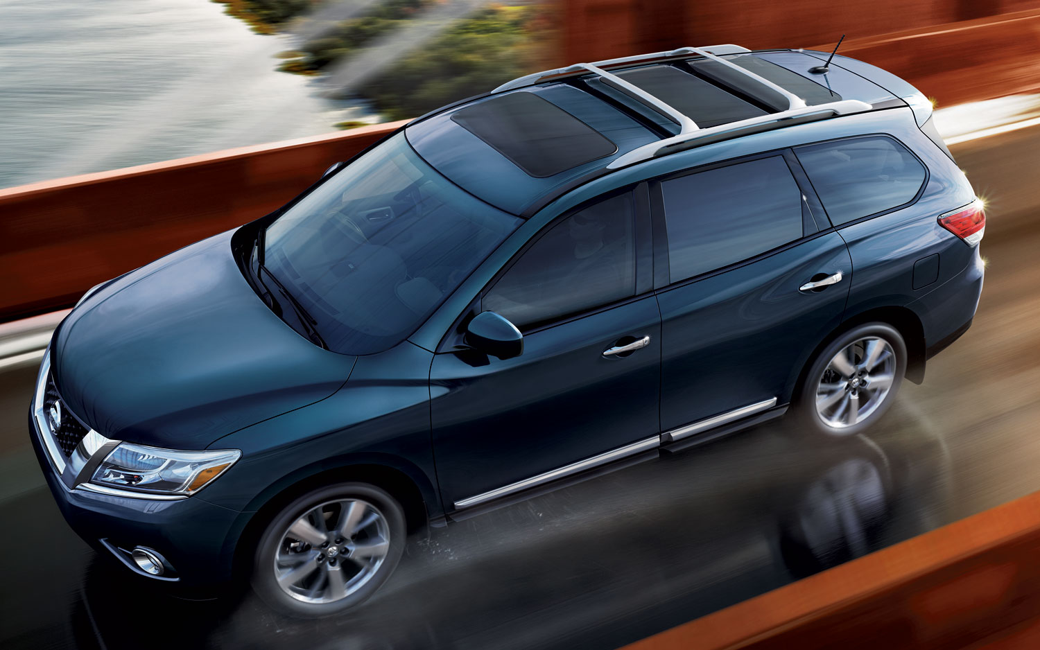 2016 Nissan Pathfinder Review Price And Release Date