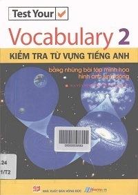 Kiểm Tra Từ Vựng Tiếng Anh Tập 2 - Nguyễn Minh Hân