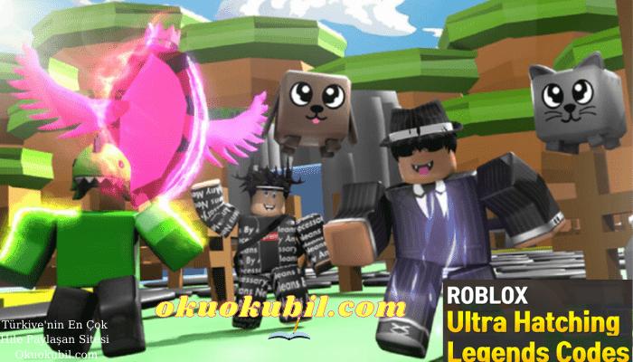 Roblox Yeni Script Ultra Hatching Legends Hilesi İndir 2021