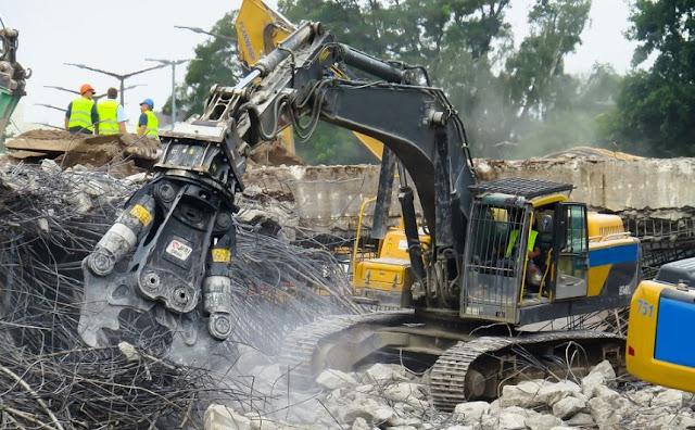 building demolition tips demolishing property cleanup