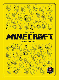 Minecraft Minecraft Annual 2021 Book Item