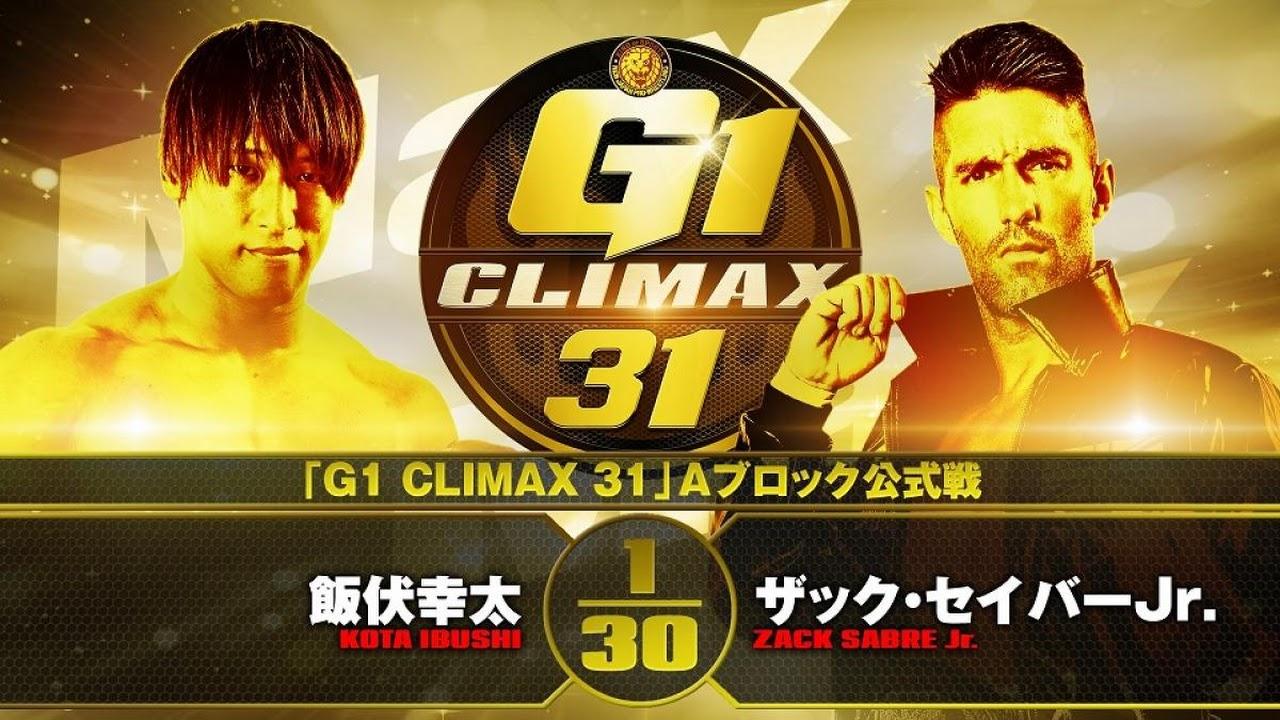 Cobertura: NJPW G1 Climax 31 – Day 5 – Avançando!