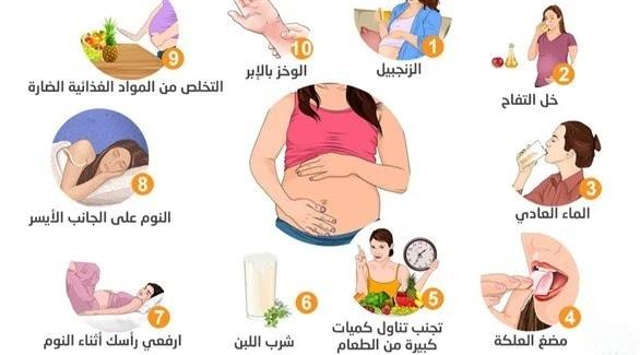 نصائح لطرد الأحماض من الجسم والمحافظة على صحته