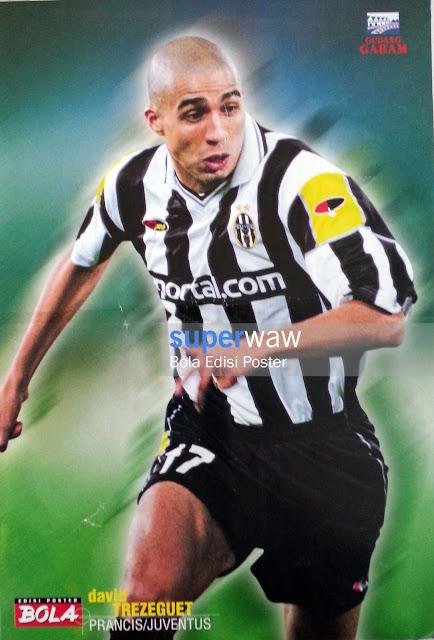 Poster David Trezeguet (Juventus)