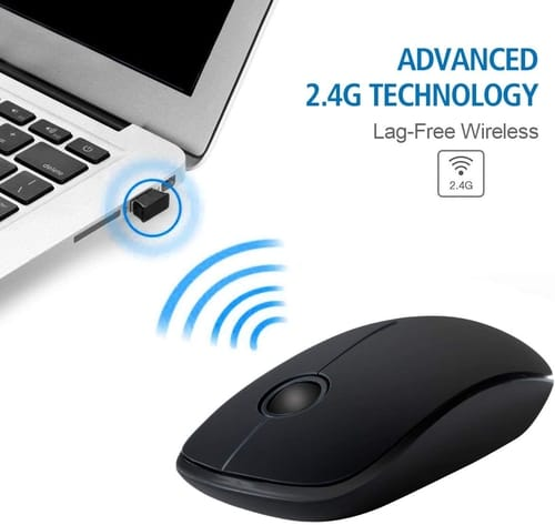 Review NexiGo 2.4G Portable Wireless Slim Mouse