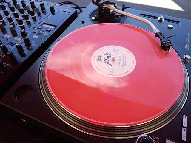 Tuna Melt EP / A Trak レコード