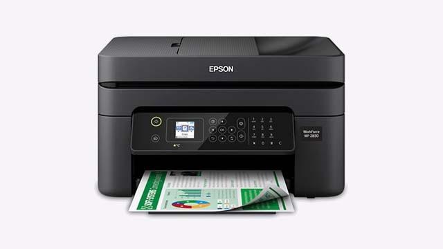 Epson WorkForce WF-2830 Driver