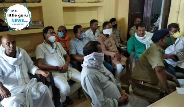 डीजीपी गुप्तेश्वर पांडेय ने जनप्रतिनिधियों संग की वीडियो कॉन्फ्रेंसिंग