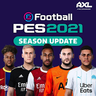 PES 2021 Facepack V2 by AXL