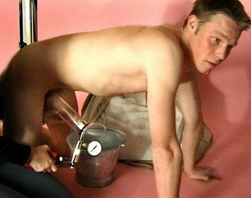 forced cock milking