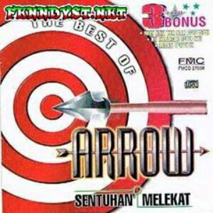Arrow - Sentuhan Melekat (The Best of Arrow) 2000 Album cover