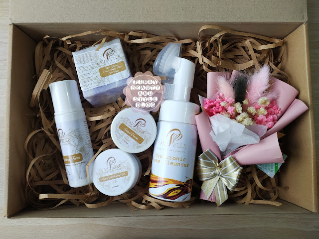 Pavi Elle Beauty and Wellness Review First Impressions of the i-Detox Tea, Glass Skin Peeling Set, and Foam Cleanser