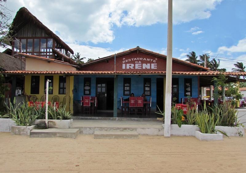 Restaurante da Irene Galinhos