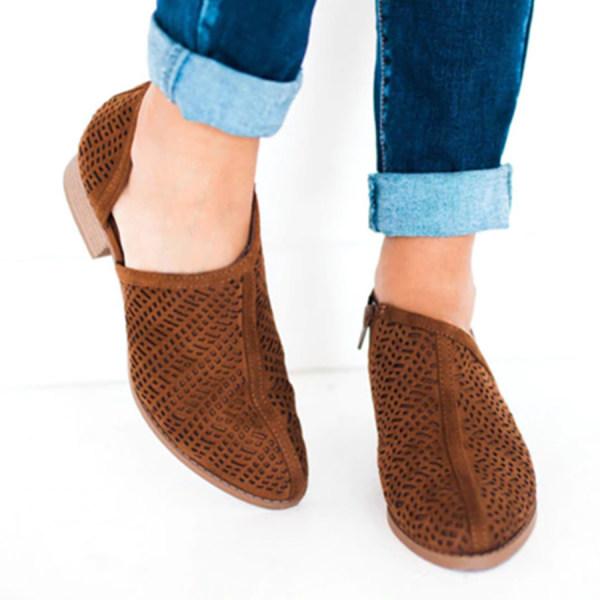 Ankle Boot - Botas no Tornozelo Fora do Tradicional