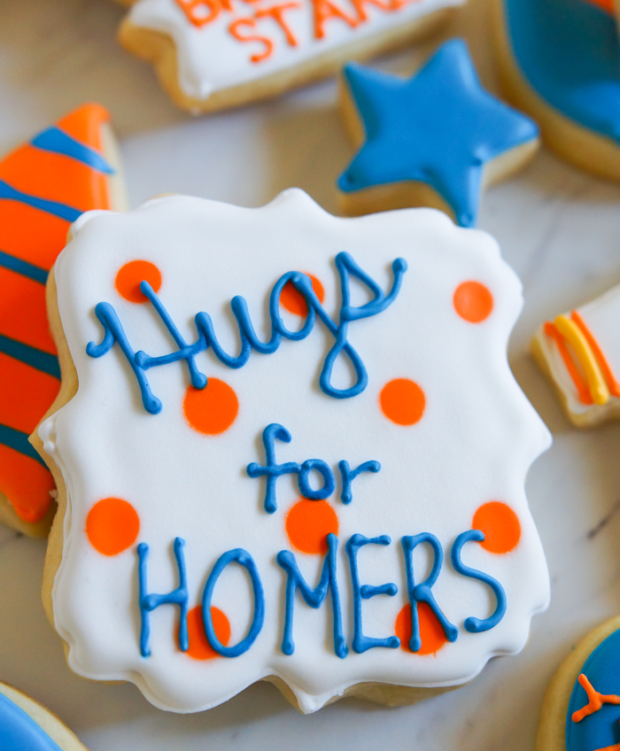 Houston Astros Cookies ♥ bakeat350.net : Hugs for Homers