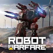 تحميل لعبة Robot Warfare-Mech Battle 3D للاندرويد مهكرة