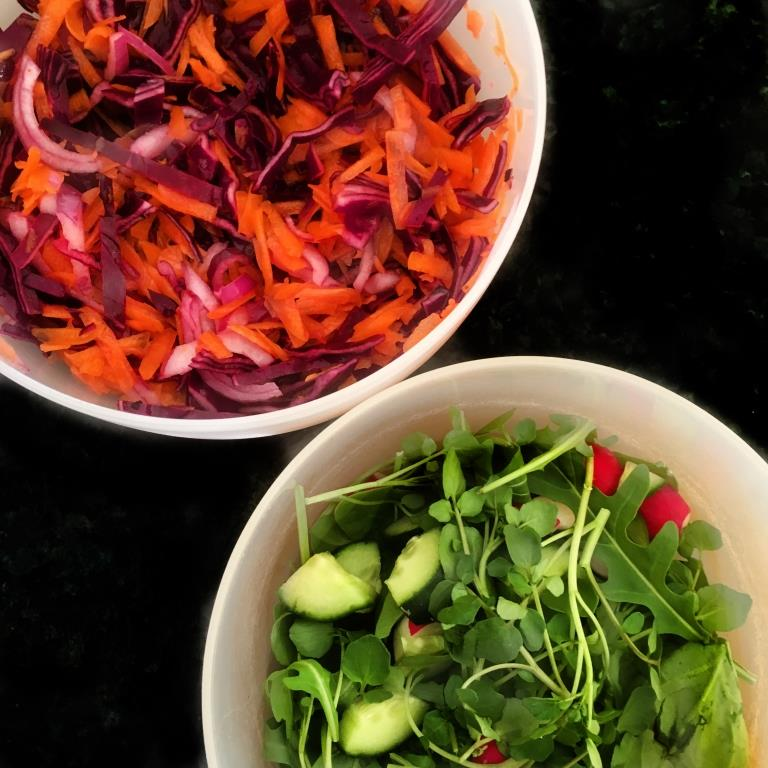 Cool Citrus Coleslaw from My Boys Club.co.uk