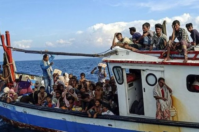 UN calls out the collapse of Bali Procedure to rescue refugees