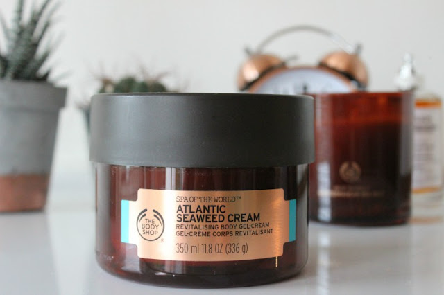 The Body Shop Atlantic Seaweed Collection