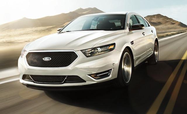 Ford Taurus 1986-2019