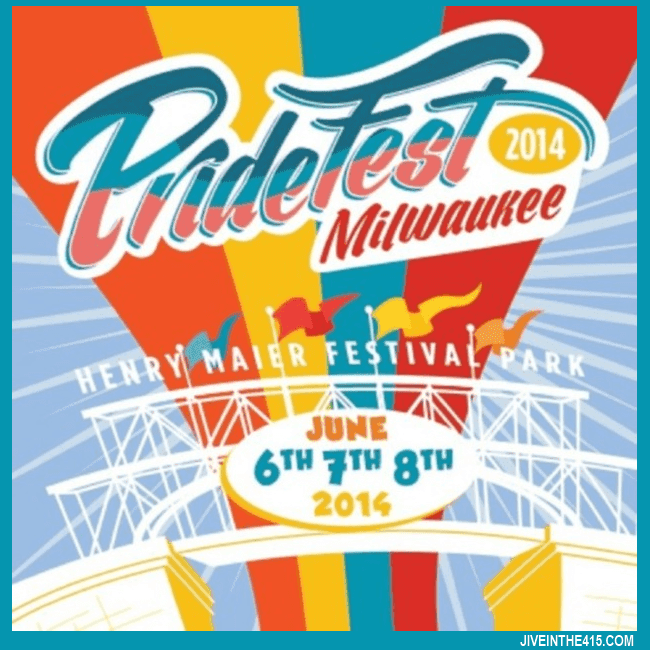 Milwaukee Gay Pridefest June 2014