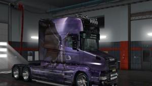 Scania T Ancient Dragon v2 Skin