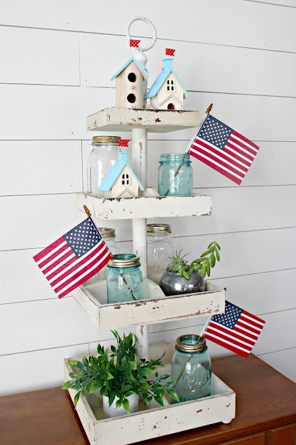 decor ideas for fourth of July