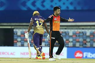 Cricket Highlightsz - SRH vs KKR Match 3 IPL 2021 Highlights