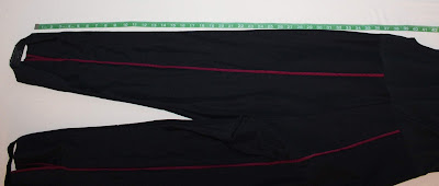 TNG season 2 admiral uniform - trousers side seam