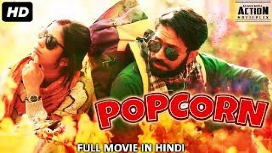 Popcorn 2018 Hindi Dubbed 480p HDRip 350Mb watch Online Download Full Movie 9xmovies word4ufree moviescounter bolly4u 300mb movie