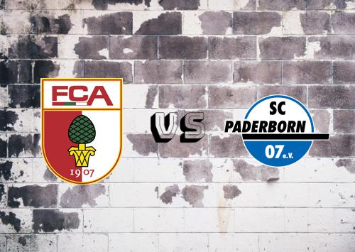 Augsburg vs Paderborn  Resumen