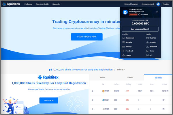Crypto Liquiditex Exchange Comesome With Innovations
