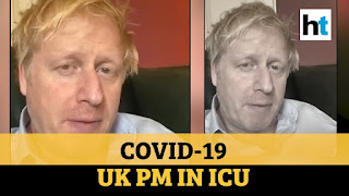 UK PM Suffers from COVID 19, COVID 19 updates,UK PM was hit by the covid 19