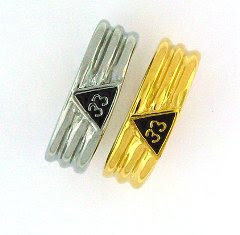 Fratline 33rd Degree Ring