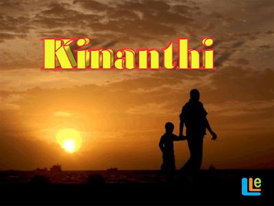 Filosofi Macapat Kinanthi