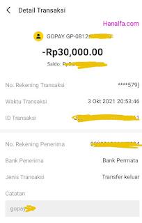 cara transfer Neo+ Plus ke GoPay Dana top up isi saldo dan tarik uang aplikasi pakai kode VA terbaru Oktober 2021