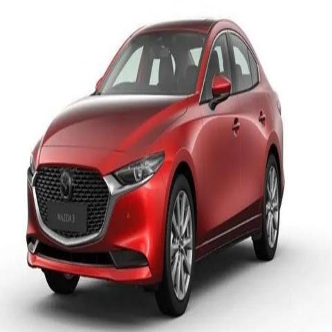 Spesifikasi Mazda 3