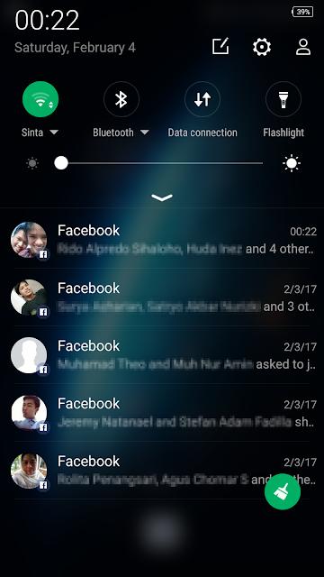 Cara Mematikan Notifikasi Facebook di Android, cara menonaktifkan notofikasi facebook di android, cara mematikan pemberitahuan fb di android