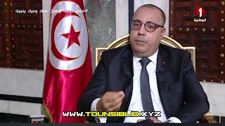 """(بالفيديو) هشام المشيشي : """"تونس تعيش حالة كآبة.. و نحن في حاجة للفنانين و المبدعين"""""""