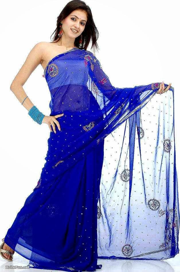 Indian Desi Females In Saree Full Hd  Photo Chocolate-7808