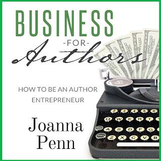 Cómo ser un escritor emprendedor - Joanna Penn