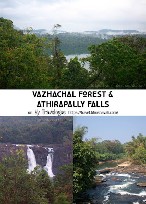 Vazhachal Forest & Athirapally Falls Pinterest