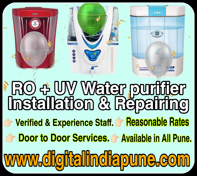 Top RO Water Purifier repairing services At Home in pune। Book water purifier Services online in Pune।
