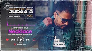 Necklace Lyrics in English | With Translation | – Amrinder Gill | Judaa 3