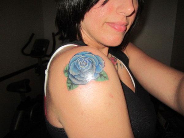 Tatuajes En El Hombro Para Chicas Belagoria La Web De Los Tatuajes - Tatuajes-diseos-para-mujeres-en-el-hombro