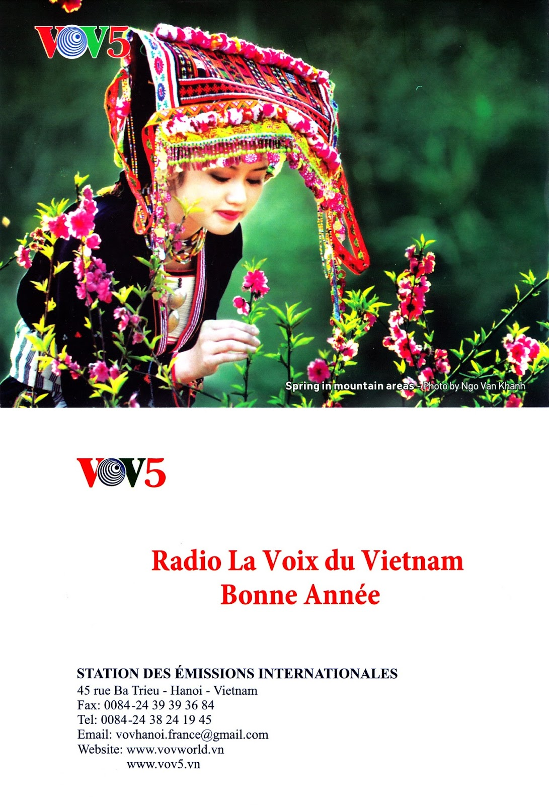 South east asia dxing voice of vietnam new year greetings voice of vietnam new year greetings kristyandbryce Images